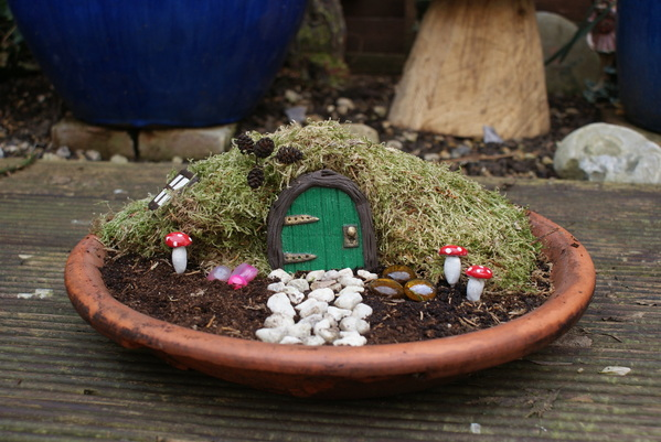 Ideas for making a fairy Garden fairydoorshop